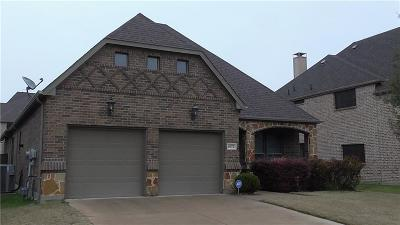 Grand Prairie Single Family Home Active Option Contract: 6972 Seabreeze Drive