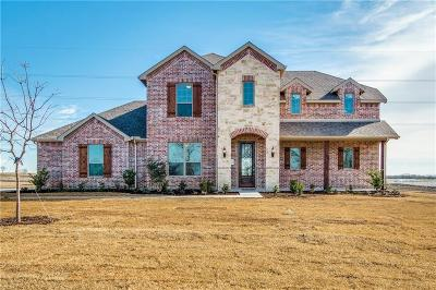 Van Alstyne TX Single Family Home For Sale: $385,000