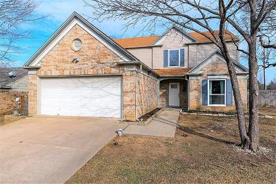 North Richland Hills Single Family Home For Sale: 6893 Moss Lane