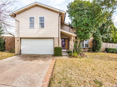 Single Family Home For Sale: 15755 Terrace Lawn Circle