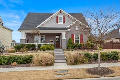 McKinney Single Family Home For Sale: 7600 Townsend Boulevard