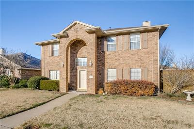 Mckinney Single Family Home For Sale: 5516 Vineyard Lane