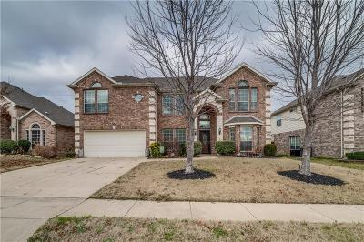 Grand Prairie Single Family Home For Sale: 5856 Summerwood Drive