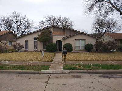 Garland Single Family Home For Sale: 601 San Clemente Drive