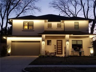 Single Family Home For Sale: 537 Hambrick Road