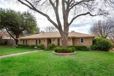 Plano Single Family Home For Sale: 2724 S Hillbrier Circle
