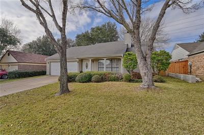 Grand Prairie Single Family Home For Sale: 4317 Winchester Court