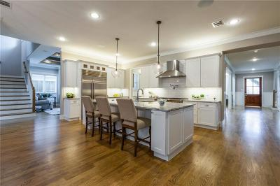 Dallas County Single Family Home For Sale: 6809 Woodland Drive