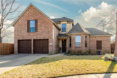 Euless Single Family Home For Sale: 1601 Maxwell Court