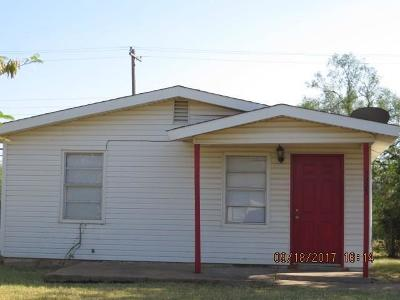 Abilene Single Family Home Active Option Contract: 5325 Pueblo Drive