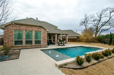 Denton County Single Family Home For Sale: 1795 Eagle Crest Drive
