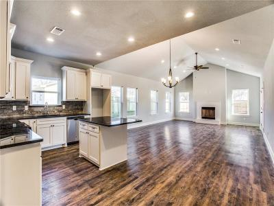 Weatherford Single Family Home For Sale: 1408 Lexington Street