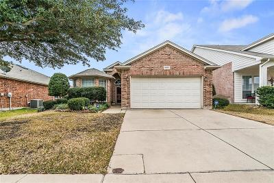 Fort Worth Single Family Home Active Option Contract: 9605 Brenden Drive