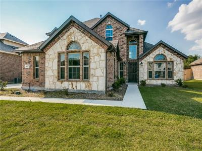 Forney Single Family Home For Sale: 237 Fox Hollow Boulevard
