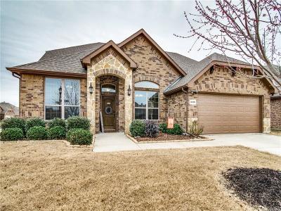 Melissa Single Family Home For Sale: 3426 Walnut Lane