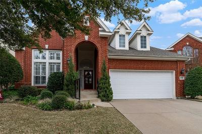 Hurst, Euless, Bedford Single Family Home For Sale: 4108 Parkview Court