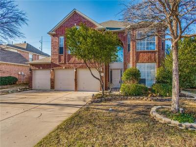 Denton County Single Family Home For Sale: 1605 Pine Hills Lane