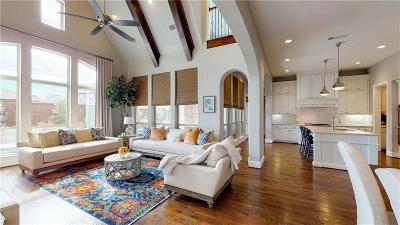 Irving Single Family Home Active Option Contract: 640 Creekway Drive