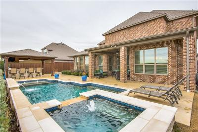 Prosper Single Family Home Active Kick Out: 1260 Clipston Drive