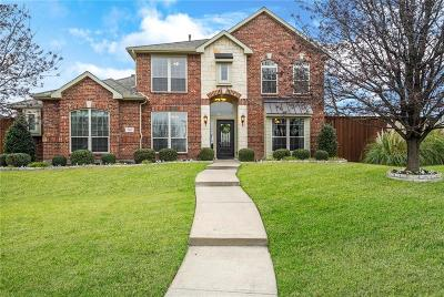 Mesquite Single Family Home For Sale: 2401 Saddlehorn Drive