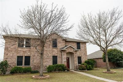 Wylie Single Family Home For Sale: 2906 Sheridan Lane