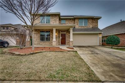 Little Elm Single Family Home For Sale: 209 Redhead Drive