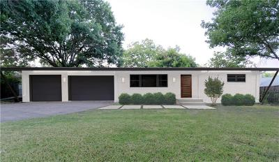 Dallas, Fort Worth Single Family Home For Sale: 7837 Northaven Road