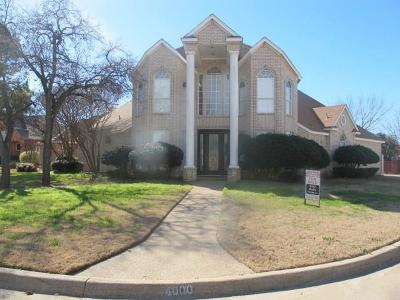 Arlington TX Single Family Home For Sale: $329,900