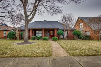 Dallas County, Denton County Single Family Home For Sale: 3006 Sierra Drive