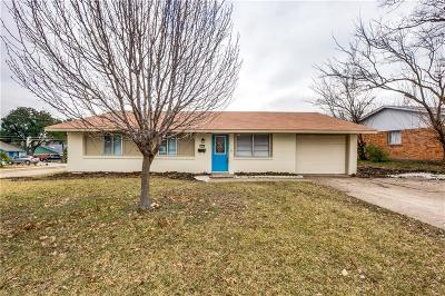 Dallas County Single Family Home For Sale: 2600 Canary Circle
