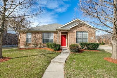Allen Single Family Home For Sale: 111 N Arbor Ridge Drive