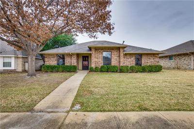 Lewisville Single Family Home For Sale: 1757 Clydesdale Drive