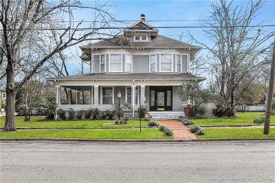 Corsicana Single Family Home For Sale: 1419 W 3rd Avenue