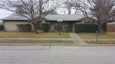 North Richland Hills Single Family Home For Sale: 7501 Noreast Drive