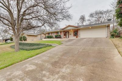 Grand Prairie Single Family Home For Sale: 1921 Rock Creek Drive