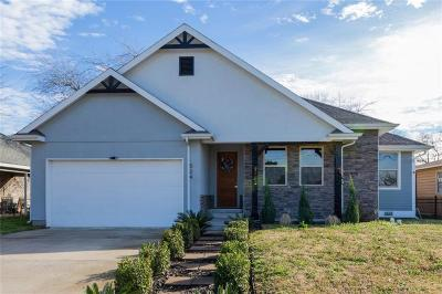 Irving Single Family Home For Sale: 524 Mimosa Street