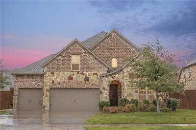 Frisco Single Family Home For Sale: 636 Quail Creek Drive