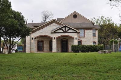 Dallas Single Family Home For Sale: 411 W Clarendon Drive