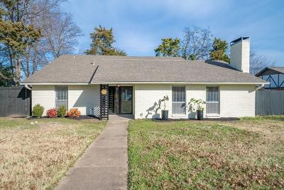 Desoto Single Family Home For Sale: 513 Kathy Drive