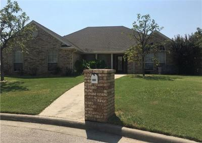 Decatur Single Family Home Active Option Contract: 1207 W Hawk Circle