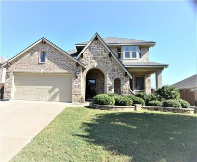 Mansfield TX Single Family Home For Sale: $369,000
