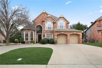 McKinney Single Family Home For Sale: 1805 Timber Edge Drive
