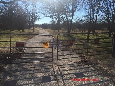Palo Pinto County Single Family Home Active Option Contract: 5944 Hwy 254
