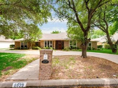 Mira Vista, Mira Vista Add, Trinity Heights, Meadows West, Meadows West Add, Bellaire Park, Bellaire Park North Single Family Home For Sale: 6629 Meadows West Drive S