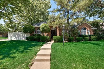 Plano Single Family Home Active Option Contract: 1945 Smith Drive