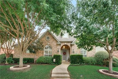 Allen Single Family Home For Sale: 1315 Salado Drive
