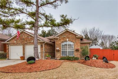 Mckinney Single Family Home For Sale: 2604 Berry Hill