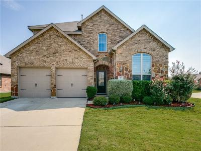 Forney Single Family Home For Sale: 787 Cedar Elm Trail
