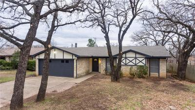 Arlington Single Family Home For Sale: 4214 Vidalia Drive