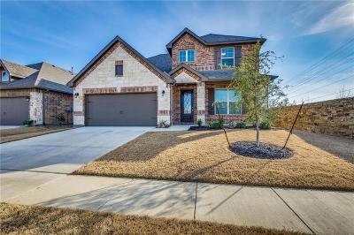 Denton County Single Family Home For Sale: 1605 Tanglewood Trail